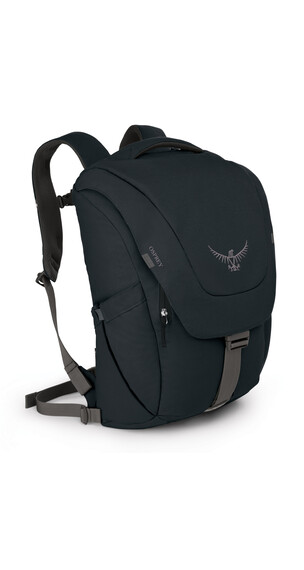 Osprey Flap Jack Backpack Men Black